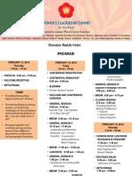 Women's Leadership Summit in Hawaii Brochure
