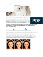 A fórmula da beleza  - Proporção áurea
