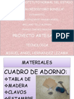 PROYECTO ARTESANAL