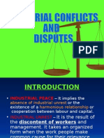 Industrial Disputes