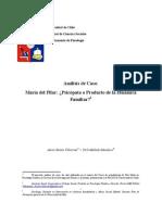 Pl-000436 Caso Maria Del Pilar Psicopata o Producto de La Dinamica Familiar