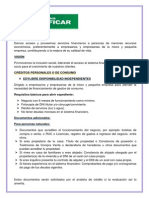 financiera edyficar