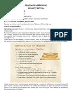 Proceso de Aprendizaje Proporcionalidad Jair