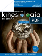 2do Congreso Inter Kinesiologia Boletin 27