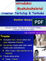 14 Intr Trauma Fraktur 8 April 2013