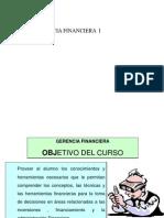 GERENCIA FINANCIERA 1