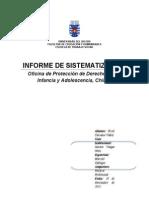 Sistematización Final opd