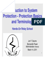 Protection Basics and Terminology
