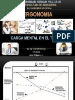 Presentación-carga mental y estres laboral