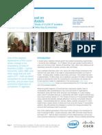 Impact of Cloud IT Consumption Models Study Report