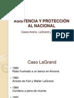 ASISTENCIA Y PROTECCIÓN AL NACIONAL