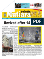 Buletin Mutiara - Dec #1 - Chinese, Tamil, English