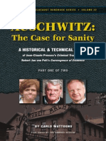 Auschwitz_The Case for Sanity Large Dble Book
