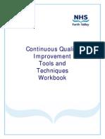 Improvement Methodology Work Book