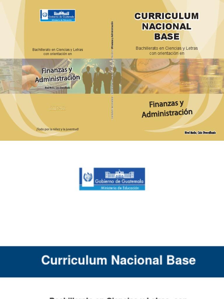 13. CNB_BACH_Finanzas y Administración
