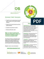 Pharos Factsheet