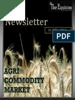 Agri Commodity Newsletter 11-December