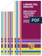 clasificación de libros