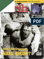 Popüler Tarih Dergisi - sayı 06 - Kasım - 2000