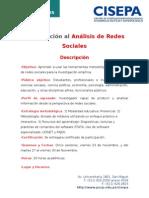 Introducción al análisis de redes sociales_Santos