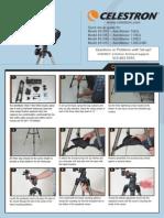 Install Guide for Celestron 114EQ 130EQ 130EQ MD 31035 76EQ