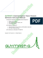 Guymast-g v300 User Manual Under Construction