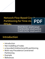 FlowMap based  ALgorithm