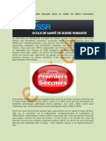 Premiers Secours Genève | ESSR