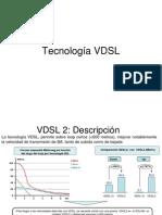 Tecnología VDSL