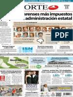 Periódico Norte de Ciudad Juarez 11 de Diciembre de 2013