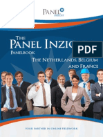 Panel Inzicht Panel Book English 2013