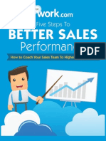 Five Steps Sales Performance Ebook2
