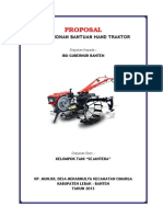 Proposal Lurah Uben - Hand Traktor - Salin