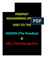 PROPHET MUHAMMAD (PBUH) VISIT TO THE HEAVEN (The Paradise) & HELL (The Blazing Fire)