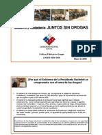 Cuenta Publica CONACE 2006 2009