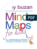 [Tony Buzan] Mind Maps for Kids, the Shortcut to Success at Schools