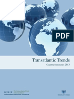 Partners Transatlantic Trends GMF