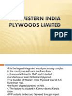 Western India Plywoods