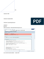 PLM210 Exercise Solution