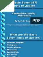 The Basic Seven QC Tools