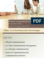 Pmp 07 Communication Management