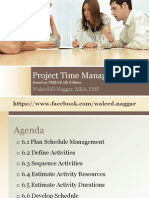 Pmp 03 Project Time Managment