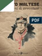 Corto Maltese 125 Anni Di Avventure