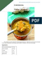 Rakskitchen.net-tiffin Sambar With Moong Dal (1)