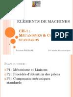 CH-1_Mécanisme & Composants Mécaniques