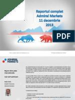 Forex-Raportul Complet Admiral Markets 11 Dec 2013
