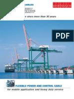 Panzerflex LV HV Flexible Power & Control Cable Catalogue
