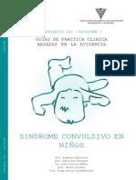 Convulsiones Pediatricas