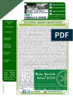 Editoriale dicembre 2013 Lega Nord sezione di Tombolo ed Onara