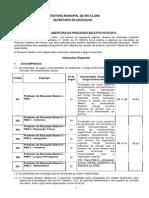 Edital Processo Seletivo Educação_versão final